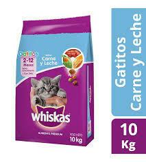Whiskas Gatitos 10Kgs