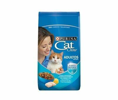 Cat Chow Pescado y Mariscos 15 kg