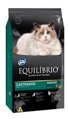 Equilibrio Gato Mature Castrado 7.5Kg