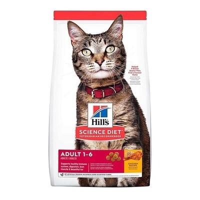 Hill's Gatos Adultos Cuidado Optimo 3,2 kgs
