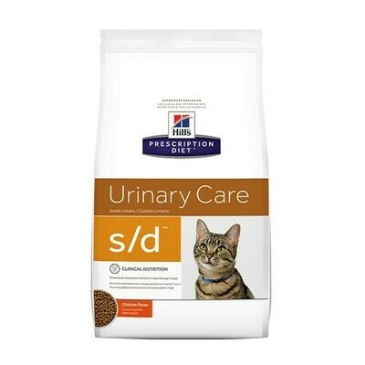 Hill's Gatos Prescription Diet S/D Urinary Care 1.8 kgs