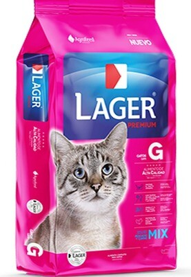 Lager Gato Adulto 10 Kgs