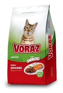 Voraz Mix Gatos 10 kg
