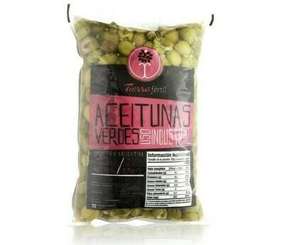 Aceitunas Tierra Fertil 1 kg Enteras C/Carozo