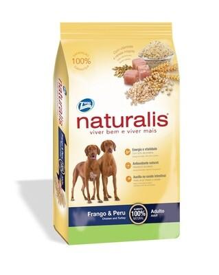 Naturalis Adulto  Pollo y Pavo 20+2 kg
