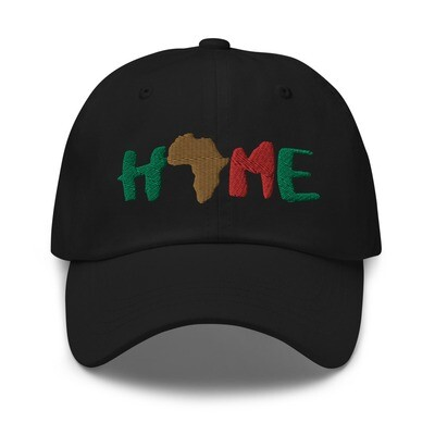 Africa Is Home hat