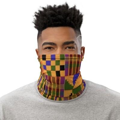 African Print Mask | Neck Gaiter