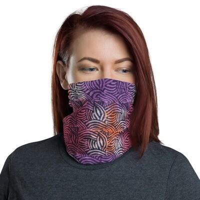 African Tie Dye Mask | Neck Gaiter