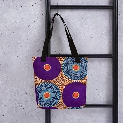 Ijeoma Tote bag | African Print Bag