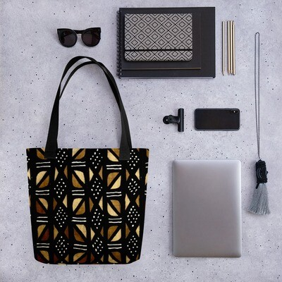 Lola Tote Bag | African Print Tote Bag