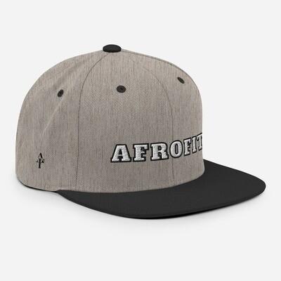 AFROFIT Snapback Hat I LUX Collection