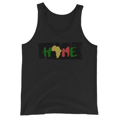Africa Is Home Tank Top