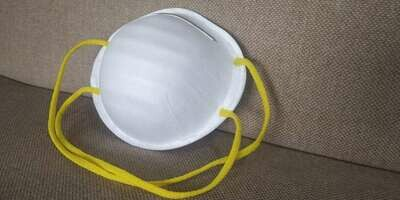 N95  Respirator Mask - Private Label - US FDA + NIOSH Approved 500 minimum order