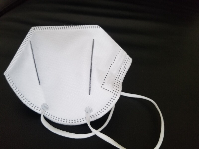 N95 High Filtration Face Masks for Consumers Made In USA
