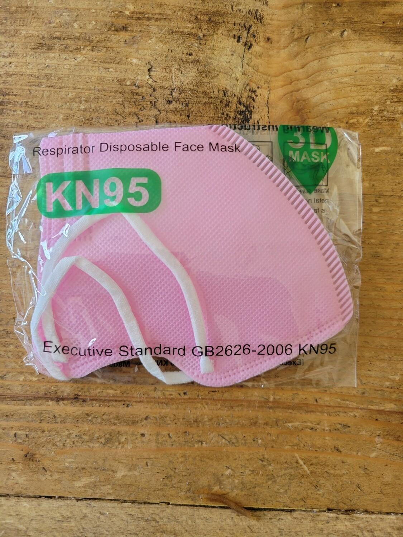 Kids size Premium KN95 Respirator Mask  - 20 pieces