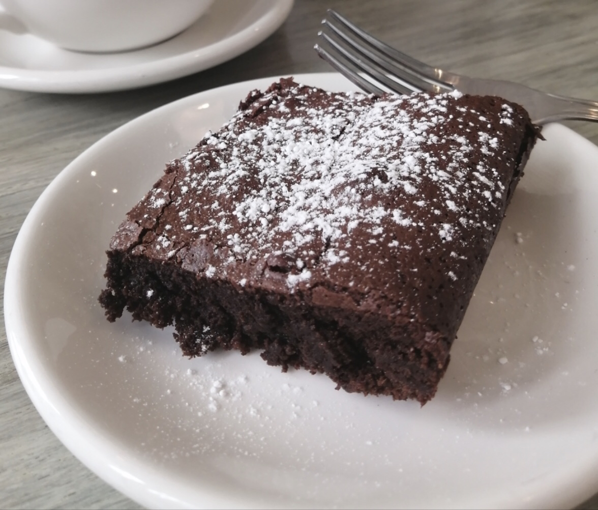 Fudge Brownie (GF)