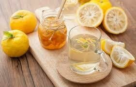 Honey Citron Tea