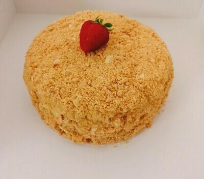 "Vegan ""Napoleon"" cake"