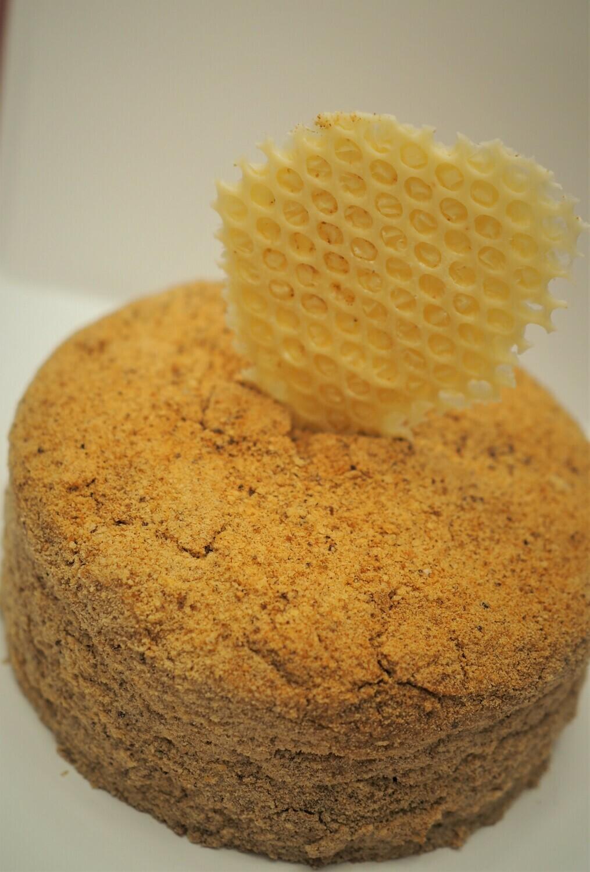 "Vegan ""Klenovik""cake ( a vegan version of traditional ""Medovik"" cake). GLUTEN FREE AVAILABLE."