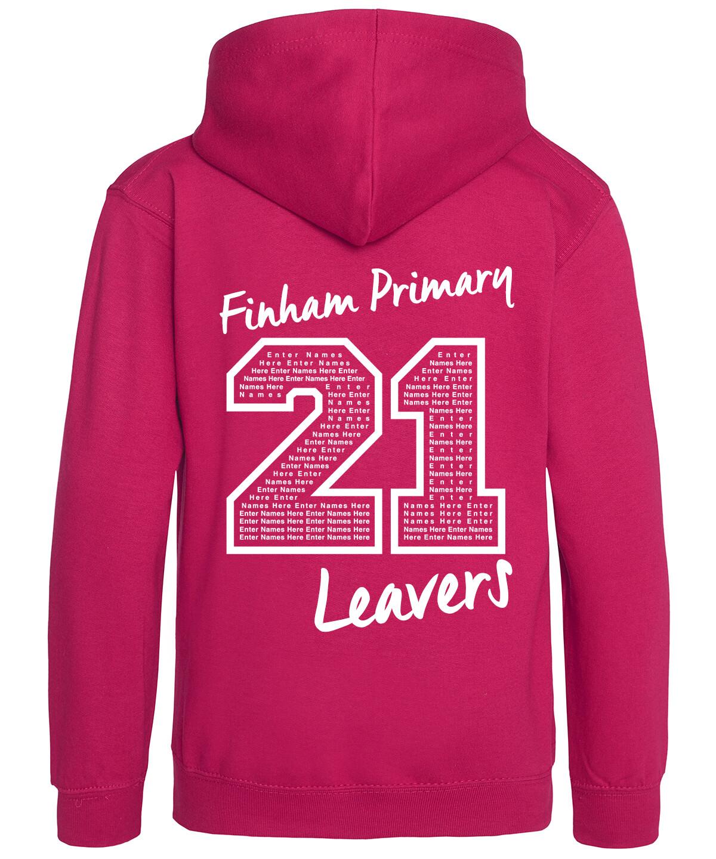 Finham Year 6 Leavers Hoodie