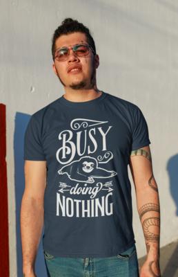Doing Nothing Sloth Tshirt