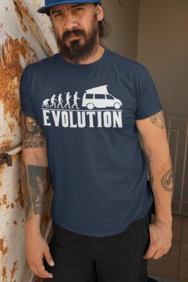VW Evolution Tshirt