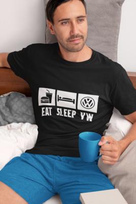 Eat Sleep VW Tshirt