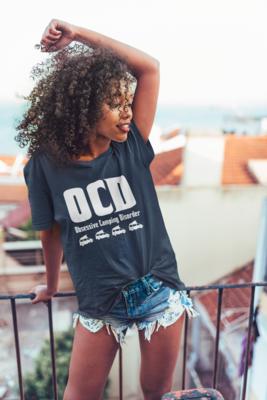 OCD V Neck Tshirt