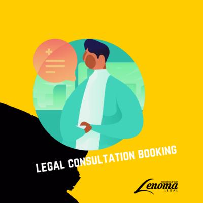 Legal Consultation Booking