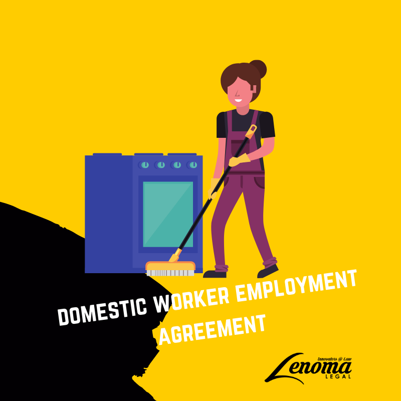 Domestic Worker Employment Agreement