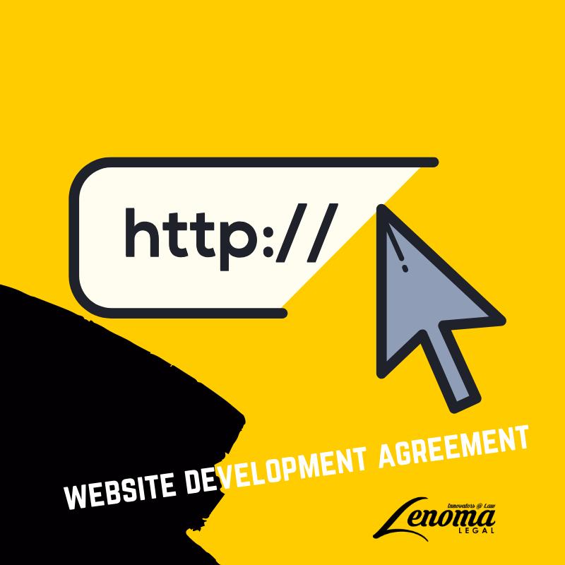 Website Development Agreement