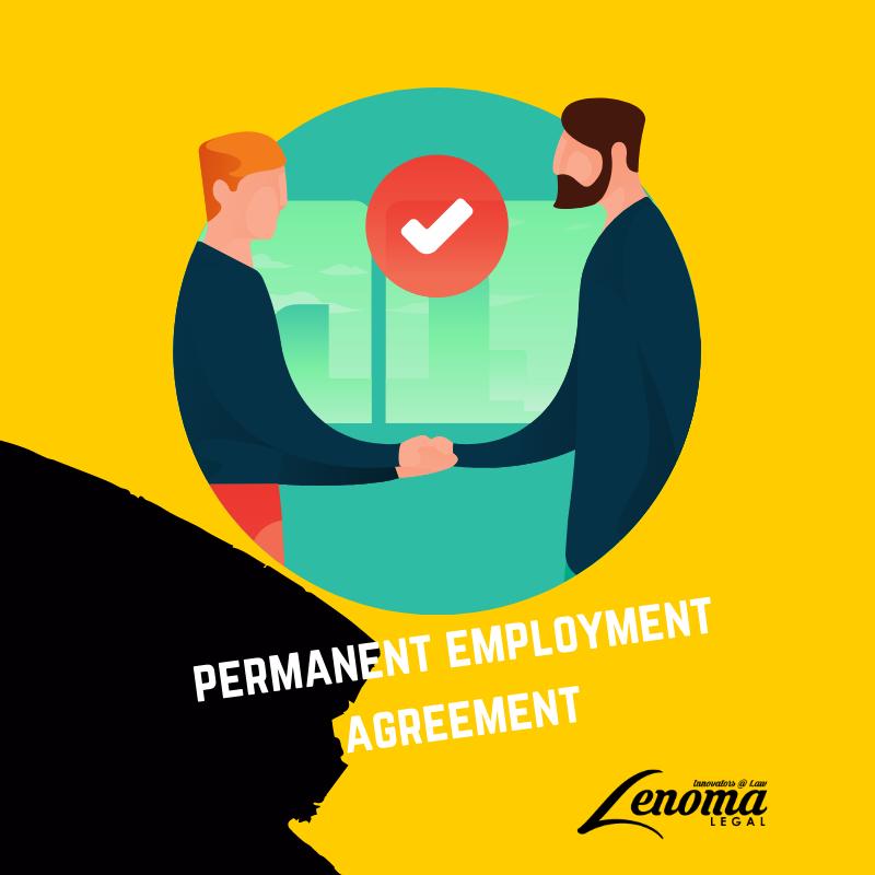Permanent Employment Agreement