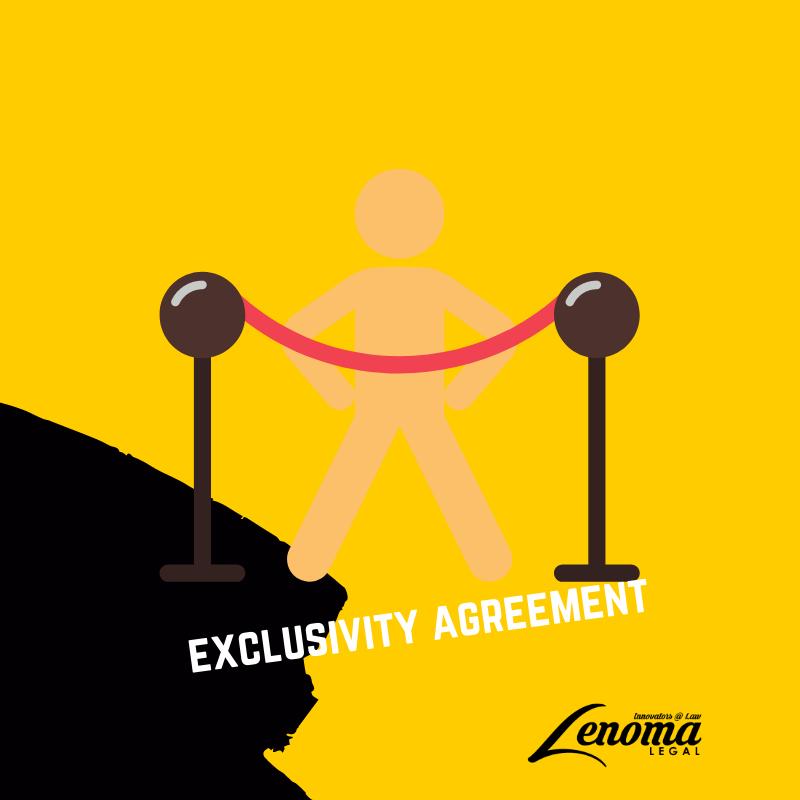 Exclusivity Agreement