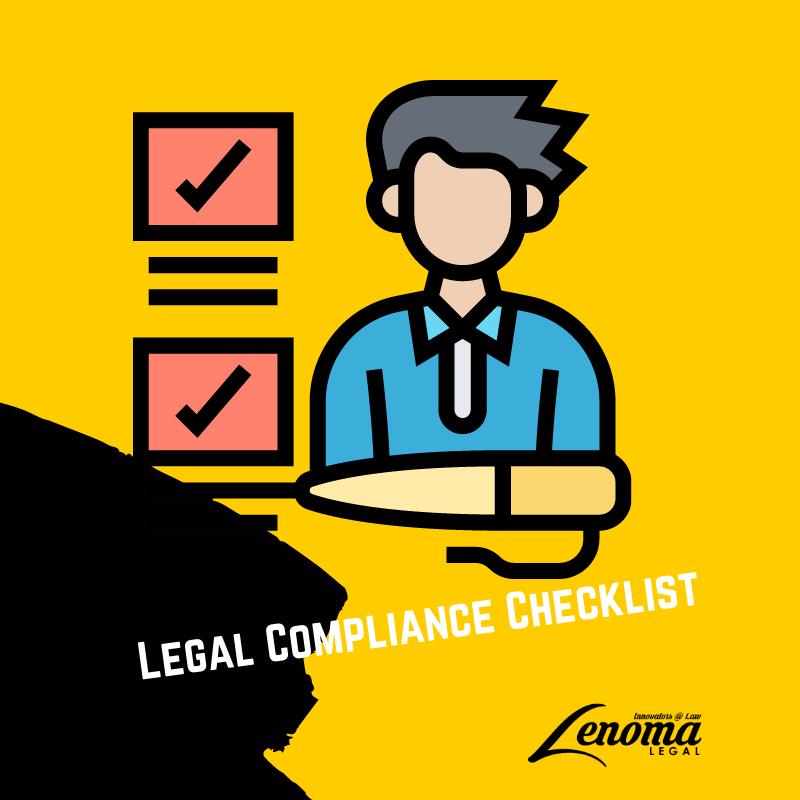 Legal Compliance Checklist