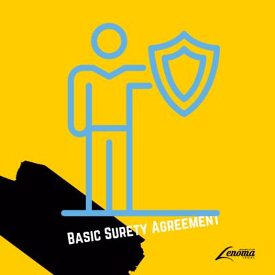 Basic Surety Agreement