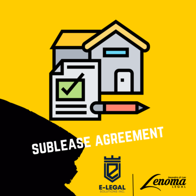 Sublease Agreement - Lesotho