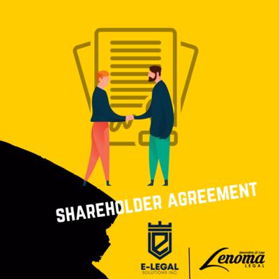 Shareholder Agreement - Lesotho