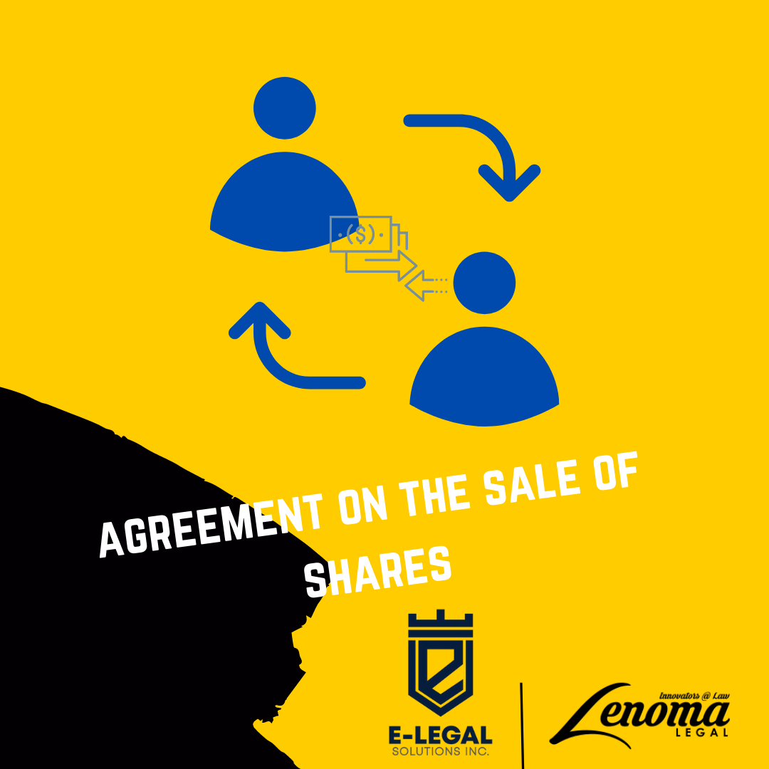 Agreement on the Sale of Shares - Lesotho