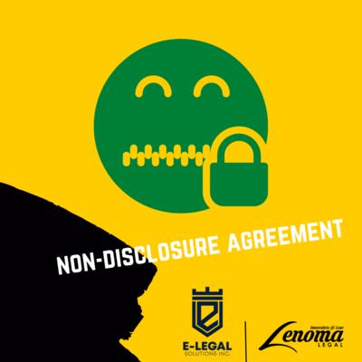 NDA ( Non-Disclosure Agreement) - Lesotho