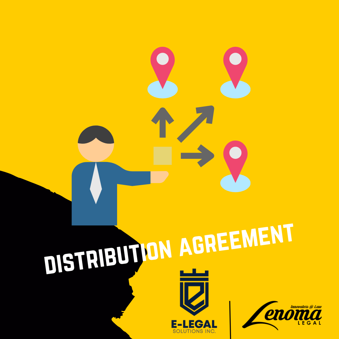 Distribution Agreement - Lesotho