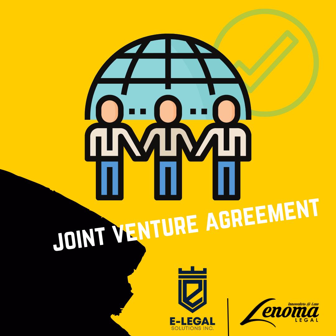 Joint Venture Agreement - Lesotho