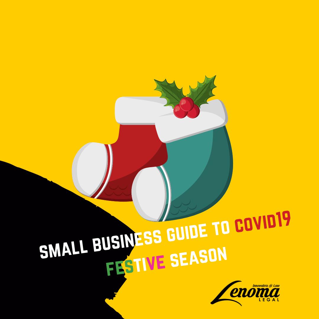 Small Business Guide to COVID19 Festive Season