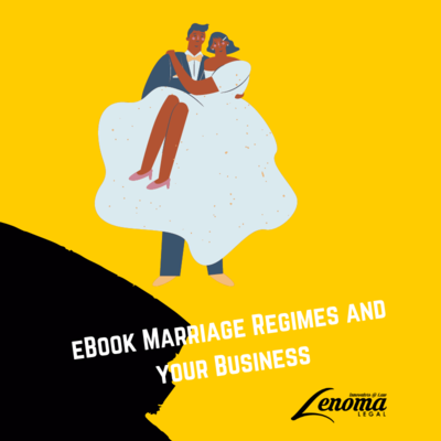 eBook Marriage Regimes and your Business