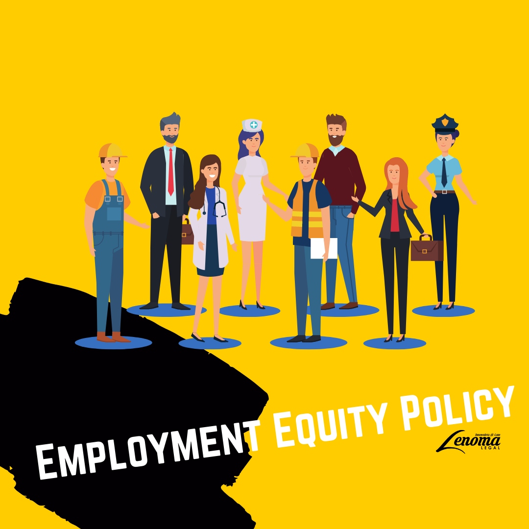 Employment Equity Policy