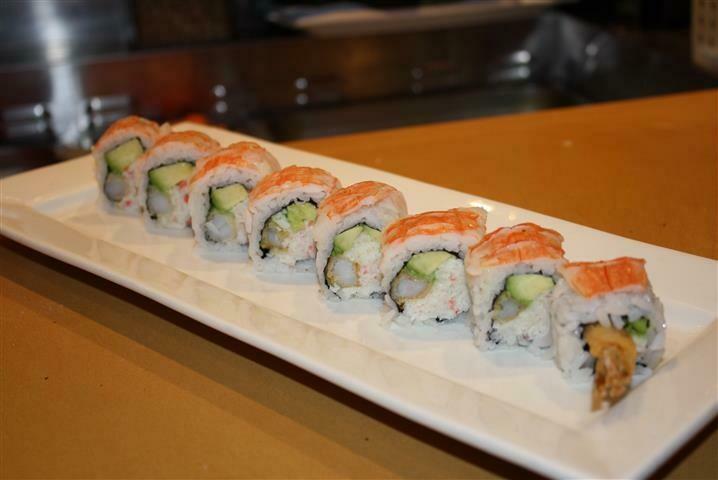 Fight Shrimp Roll