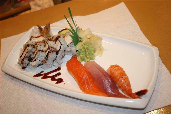 Dynamite Sushi Combo