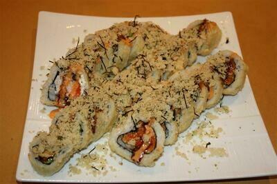 Deep Fried Roll Combo