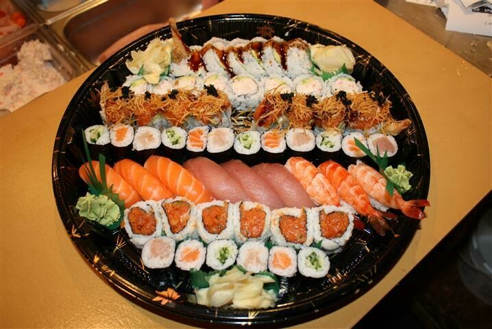 Tray B (For 2-3 people)