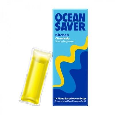 Ocean Drop Refill - Degresant Bucatarie - Aroma Citrice - Concentrat pentru Solutie
