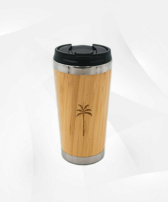 Cana din Bambus pentru Cafea - 450 ml